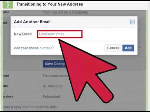 How To Change Gmail Address >> How To Change Your Gmail Address Youtube