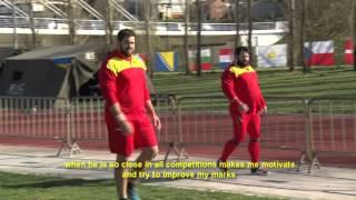 BORJA VIVAS EUROPEAN CUP WINTER THROWING 2015
