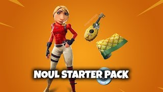 NOUVEAU STARTER PACK-FORTNITE ROUMANIE