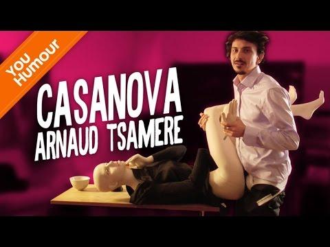 ARNAUD TSAMERE - Casanova