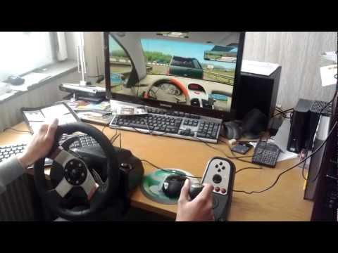 City Car Driving with Logitech G27