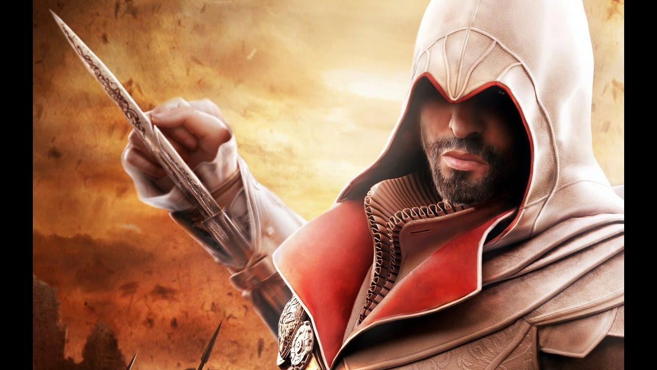 The Ezio Auditore Story (Assassin's Creed Series) - YouTube