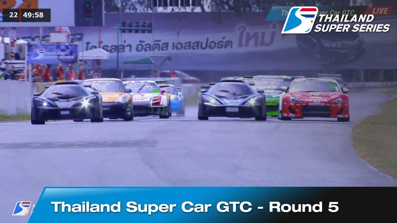 Thailand Super Car GTC Round 5 | Bira International Circuit