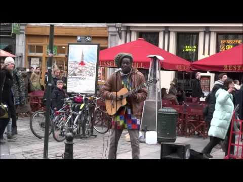 Lampa Faly - One Love / People Get Ready (Bob Marley Cover)