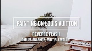 4. LV Painting- Reverse Flash