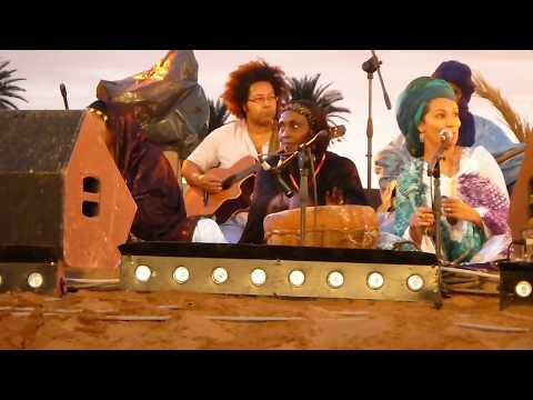 OUM - TARAGALTE (Soul Of Morocco)  live Official HD Video