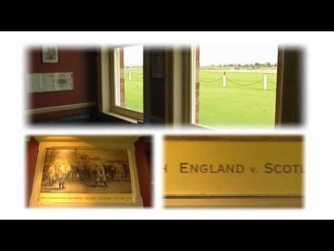 The Clubhouse at Royal Liverpool, Hoylake: Home of The Open Championship 2014