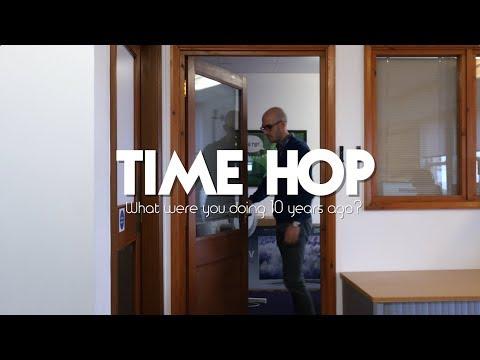 GIANT Time Hop - Celebrating ten years of Sleeping Giant Media