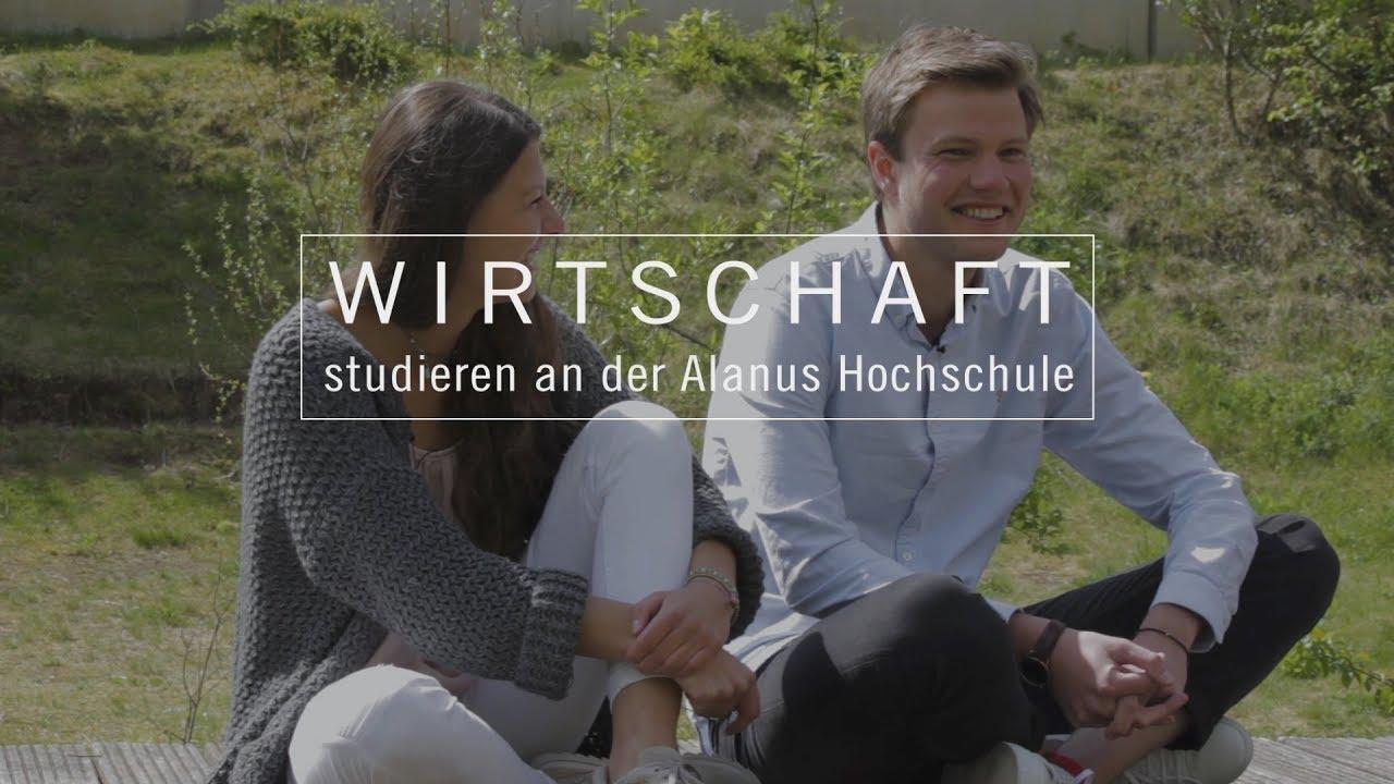 wirtschaft studieren an der alanus hochschule youtube