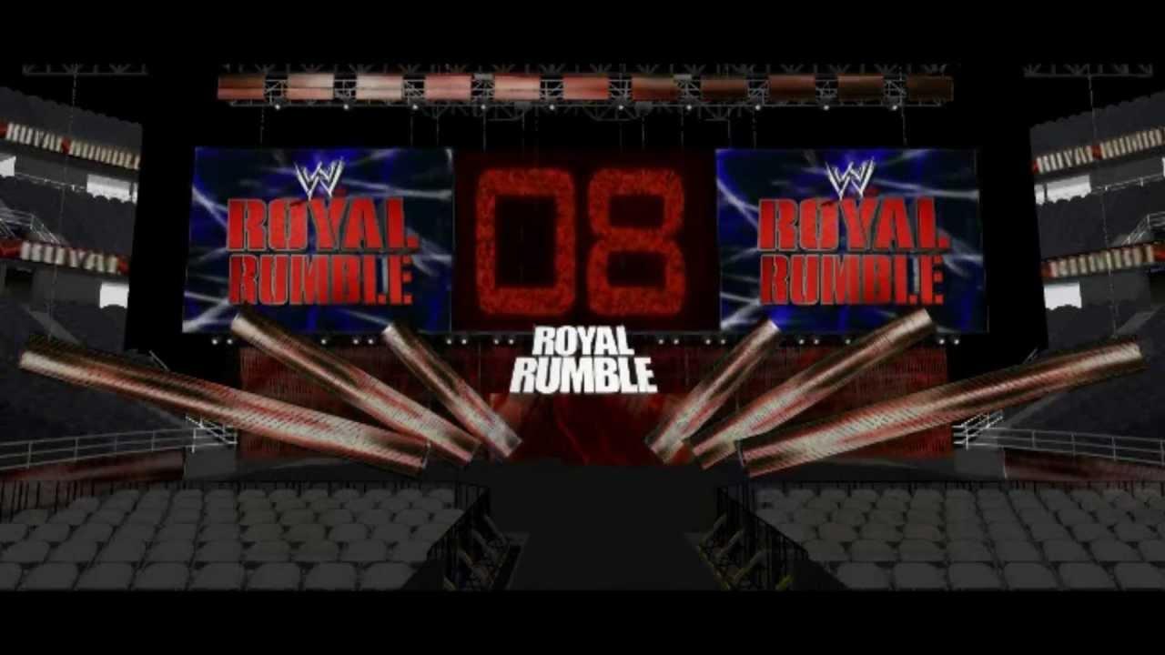 wwe royal rumble 2013 surprise entrance 29 youtube