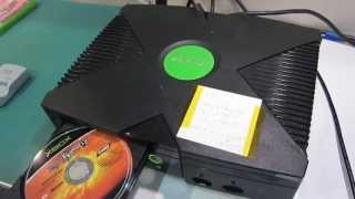 Microsoft Xbox DVD-ROM Repair [Serial: 206315452705]