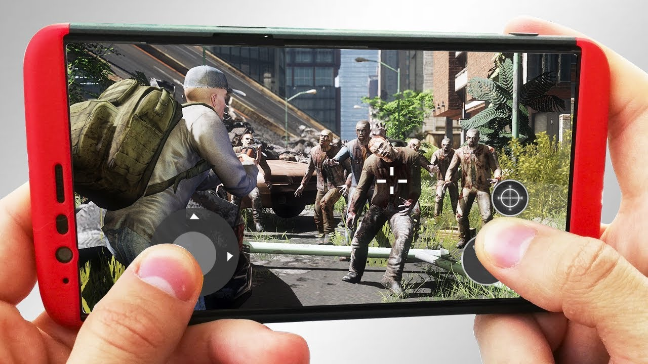 Игры на Андроид и iOS - YouTube