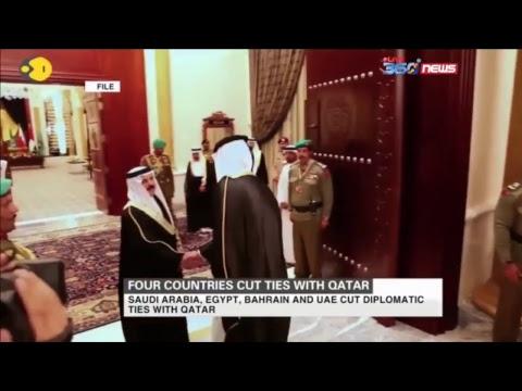 qatar conflict.....   நெருக்கடியை எதிர்நோக்கியுள்ள கட்டார்