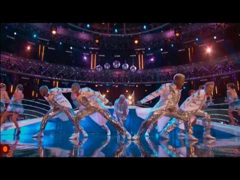CUMBIA DE HOY - SWING LATINO, PART 1 - THE FINALS @ WORLD OF DANCE 2017