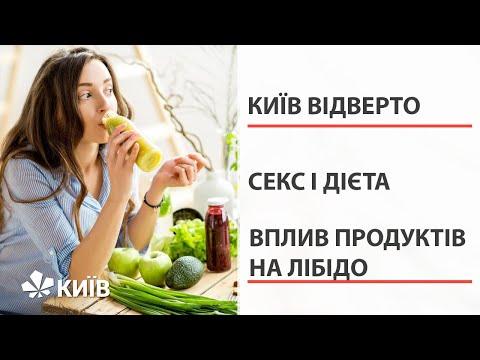 Секс і їжа: продукти, які посилюють сексуальне бажання