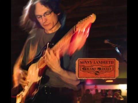 Sonny Landreth - Congo Square Live