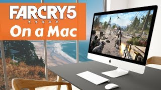 Playing Far Cry 5 on a Mac 2018 (Paperspace + Parsec)