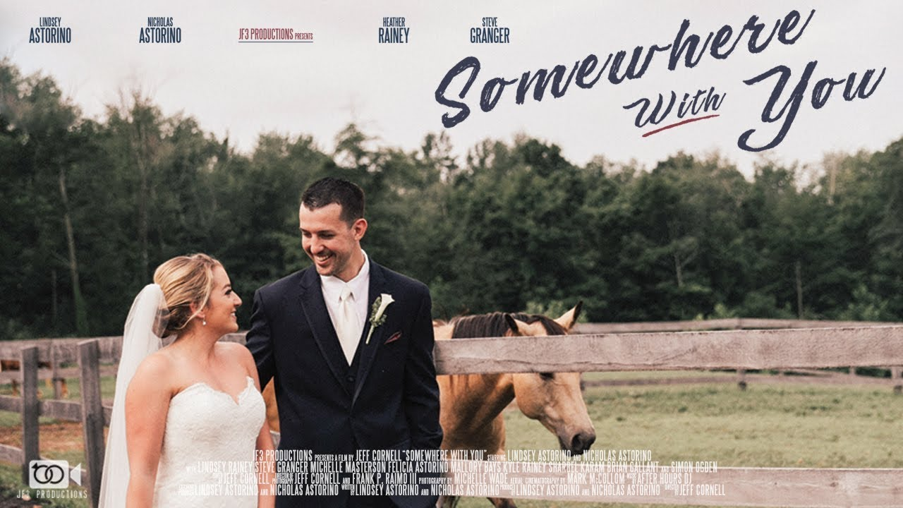 "Lindsey + Nicholas | ""Somewhere With You"""