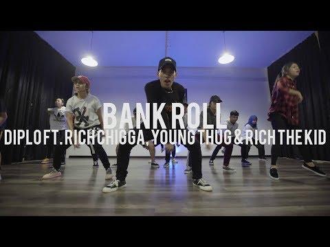 Bank Roll - Diplo ft. Rich Chigga, Young Thug & Rich The Kid | Faruq Suhaimi Choreography