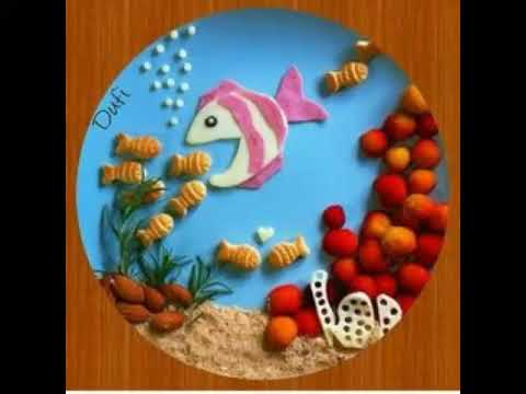 Funny Food Ideas Plate Decoration Kids Meals And More Part 54