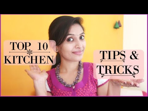 2019 Top 10 Kitchen Tips & Tricks For Lazy & Busy Women II Useful Kitchen Tips II My Kitchen Tips