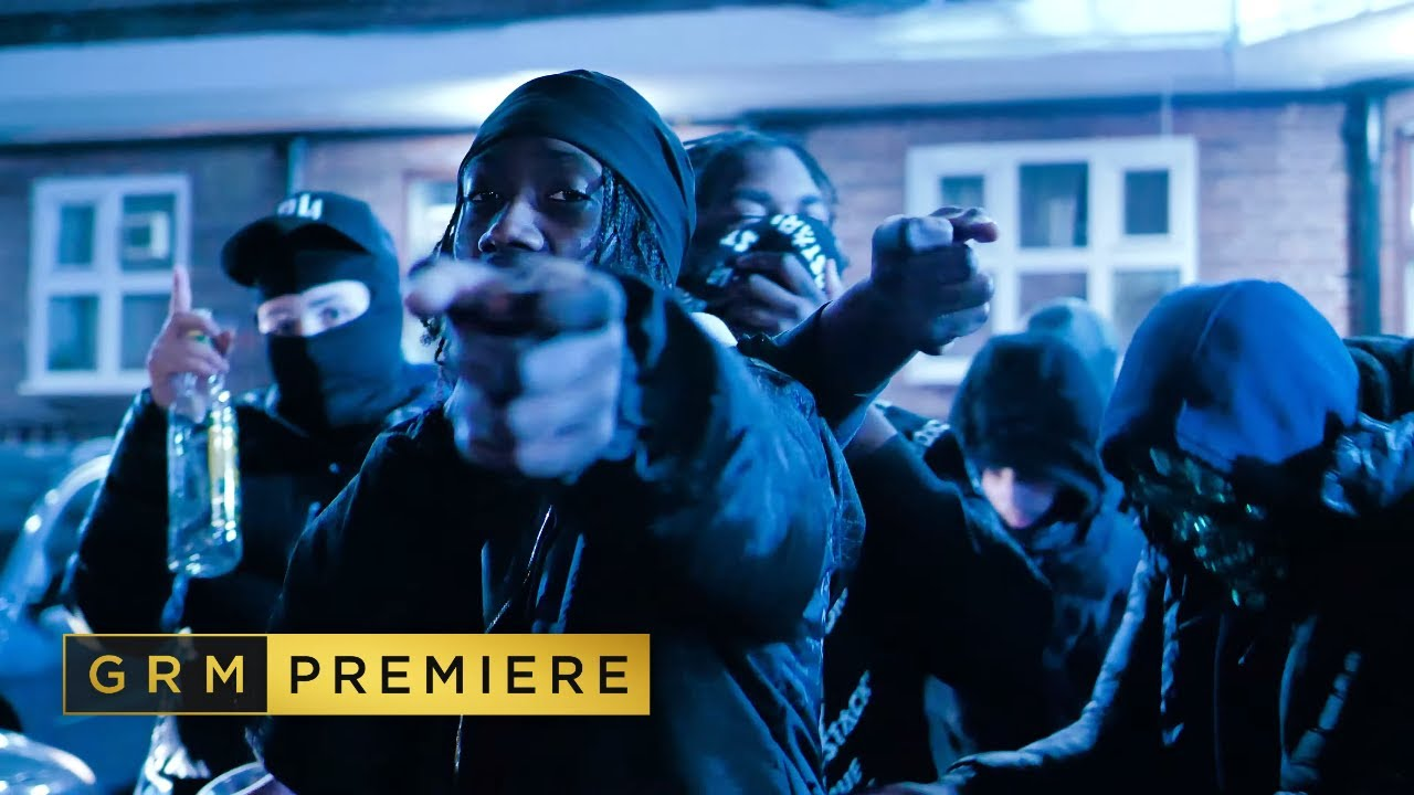 Download C1 - Back In Blood [Music Video]   GRM Daily