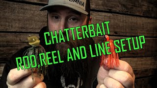 What's My Setup??? - Chatterbait Edition