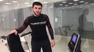 Обзор на велотренажеры SPIRIT серии XBR! na-sporte.com