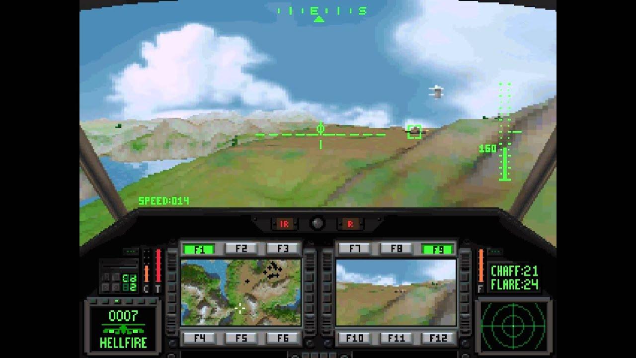 Hubschrauberspiel