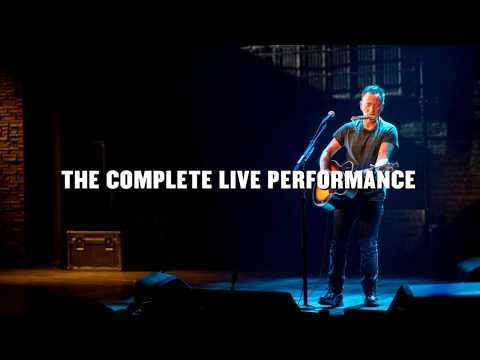 'Springsteen On Broadway' (Official Album Trailer #2) Mp3