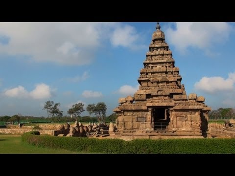 The Shore Temple, Mahabalipuram