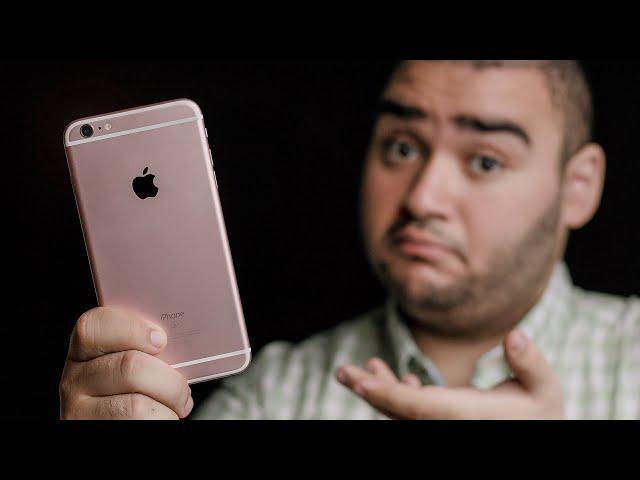 iPhone 6s Plus 2019   هل ايفون عمره اربع سنوات يستحق الشراء ؟؟