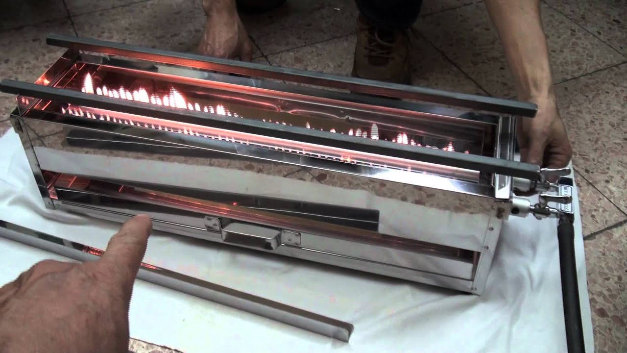 how to get charcoal taste with gas grill
