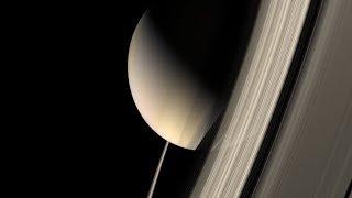 In Saturn's Rings 8K (Narrated by LeVar Burton) 2018 Trailer