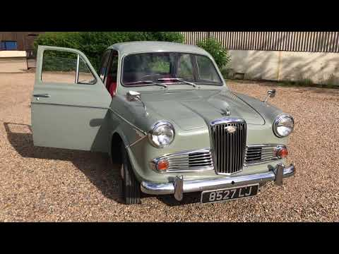Wolseley 1500 1962 - Bradley James Classics