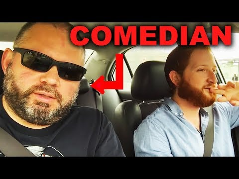 A Comedian Heckled Me For A Day