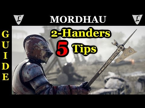 MORDHAU - Guide || 5 IMPORTANT Tips for 2-Handers