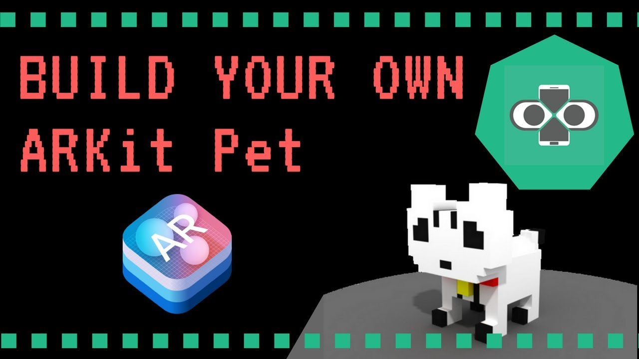 ARKIT CATS ARE TOO CUTE! How To Make Augmented Reality Pets with Apple  ARKit! (Unity 2017 Tutorial)