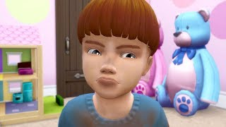 TINY DEMONS // The Sims 4: 100 Baby Challenge #11