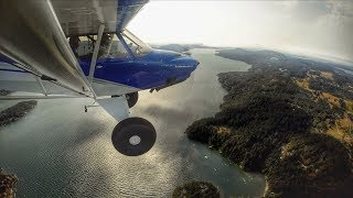I FELL IN LOVE - Challenging First Flight in the Carbon Cub