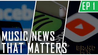 Music News That Matters | Episode 1