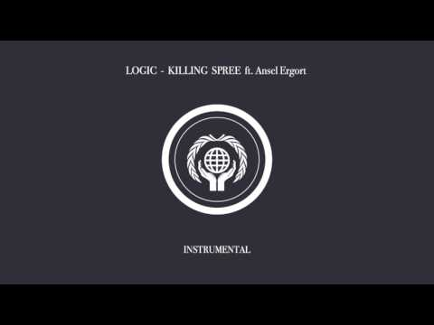 Logic - Killing Spree (Instrumental) ft. Ansel Elgort
