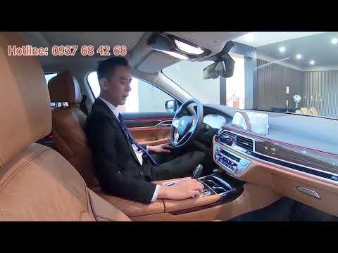BMW 740Li 2020 mới Giới thiệu chi tiết [BMW Quận 2]