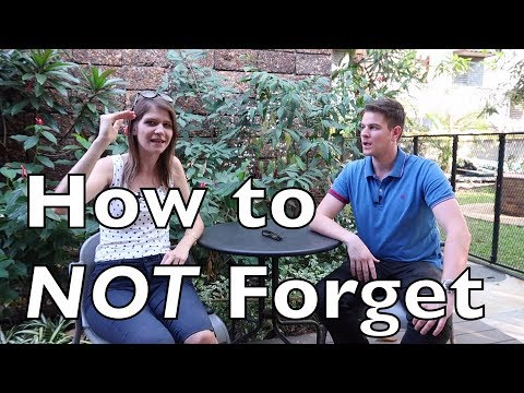 How to NOT Forget a Foreign Language (with Lýdia Machová)