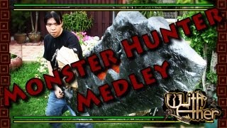 MONSTER HUNTER MEDLEY|Acoustic Guitar Duo, WITH ETHER.