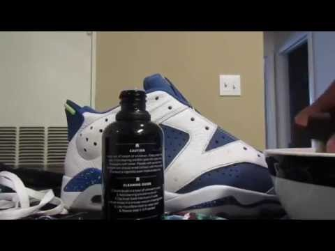How to clean retro 6!! Testing crep