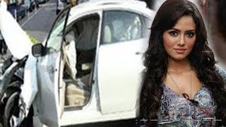 Sana Khan DI€D In A Road Accident ?