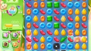 Candy Crush Jelly Saga Level 312 - NO BOOSTERS
