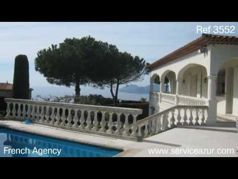 Luxury house for rent in Cannes Cote d'Azur