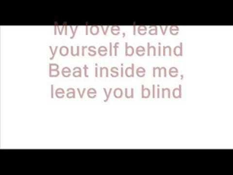 My love - Sia - Eclipse Soundtrack (Lyrics)